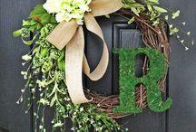 Wreaths / by Shelli Godfrey