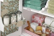 4 my self-diagnosed 'OCD' / Organizing Ideas / by Julie L. Light ♥ FabulousFindsStudio