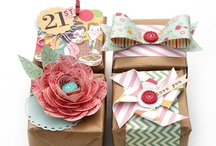 Creative wrapping. / by Dianne Forbes