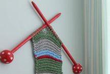 knitting / by Kate Blakemore