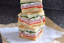 H3. Sandwiches / by Hayley Ross