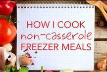 A. Freezer, Crock Pot, Canning / by Hayley Ross
