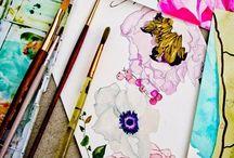 Art / Artsy fartsy / by Melissa Thurmond
