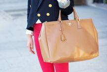 Bag Lady / A girl's greatest companion / by Melissa Thurmond