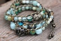 Bracelets / by Dana Dickson