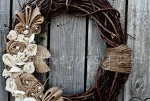 Wreath Ideas / by Paige Mock