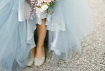 Blue Wedding Inspiration / Blue Wedding Inspiration / by Rachel May