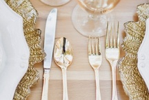 Gold Wedding Inspiration / Gold Wedding Inspiration / by Rachel May