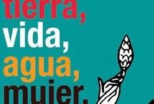 mujer~fuerza de la vida / by Berta Salazar-Hagerty