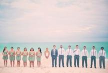 Bridal Party Wedding Inspiration / Bridal Party Wedding Inspiration / by Rachel May