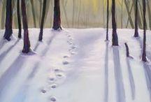 Winter, Winter, Winter / by Barbara Burr