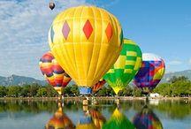 Hot Air Balloons / by Barbara Burr