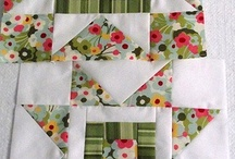 Quilt blocks / by Ginger Mileski
