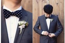 Him. / Groom Wedding Inspiration / by Rachel May