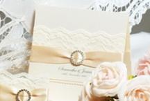 Lace Wedding Inspiration / Lace Wedding Inspiration / by Rachel May