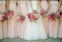 Pink Speak / Pink inspiration board. Wedding, decor, style... All pink and lovely. / by Rachel May