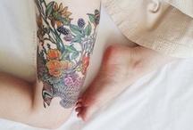 tattoo / by Abi Porter