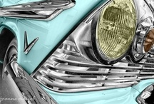 I <3 Classic Cars / by Chrystal Miller