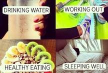 Fitness/Motivation / by Shelby Kerns