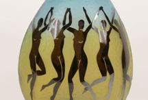 ART GLASS  ♫  / by Phyllis Martin