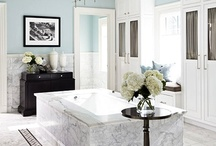 2013 Bathrooms Trends  / #IntDesignerChat world class community shares the best in bathroom trends for 2013  / by InteriorDesignerChat
