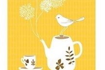 Cup of Tea / by Paula H