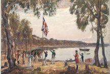 School - Australian History / by Anne Baines