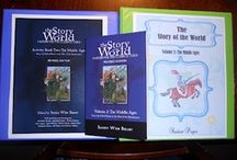 School - History - Story of the World / by Anne Baines
