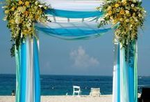 Beach Wedding Inspirations ☀ / by South Beach Swimsuits