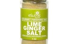 Gourmet Salts & Dips / by eSutras Organics