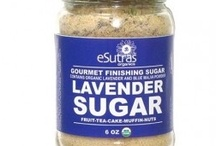 Sugars & Sweeteners / by eSutras Organics