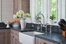Lake House Inspiration / Inspirations for a NC Lake house remodel / by Filmore Clark