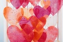 hearts + love / by Amanda Conley