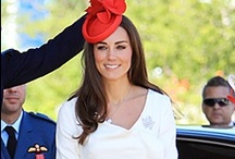 KATE MIDDLETON- DUCHESS OF CAMBRIDGE / by Erin Connor