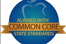 Common Core Resources / Information and ideas for implementing the Common Core State Standards / by mamawolfe