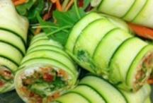 soups, salads, and sandwiches / by Mimi Mukai