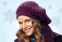 Crochet Hats / by Linda Huff
