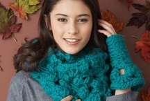 Crochet Scarfs,Cowls,Scoodie,Hooded Scarf,Neck Warmers,Pocket Scarfs / by Linda Huff