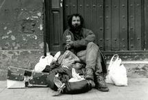 Homeless / Poor people, shantytowns, slum areas / by Mike Catalonian