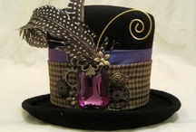 Hats / by Cora Buchanan