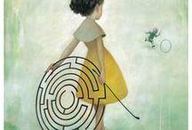 hoop dancing/hula hoop / by Tammi Iannarino