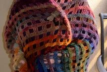 BLOG:  THE PURPLE SWEATER / Where I share my love of all things fiber-related / by SuzySomething C'Est Moi