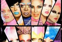 You Betta Werk: Drag Queen Realness / My Favorite Drag Queens from RuPaul's Drag Race / by Staci Richardson