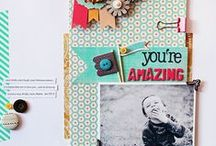 My Scrapbook Inspirations / by Jacque Miller