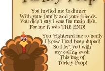 Turkey Day / by Dottie Burt