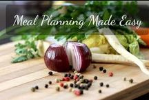 Menu Planning Resources / by Micha @ Cookin' Mimi