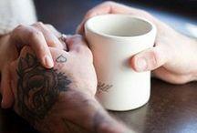 Coffee shop. / by Katie Shreve