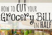Saving Money on Food / by Micha @ Cookin' Mimi