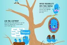 Twitter Marketing / Twitter tricks and tips / by Adriana Petroiu Spencer