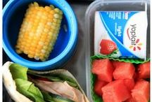 School Lunch Ideas / Whether you pack a brown bag lunch for your kids or feed them at your kitchen table, new lunch ideas are something every parent needs. / by Micha @ Cookin' Mimi